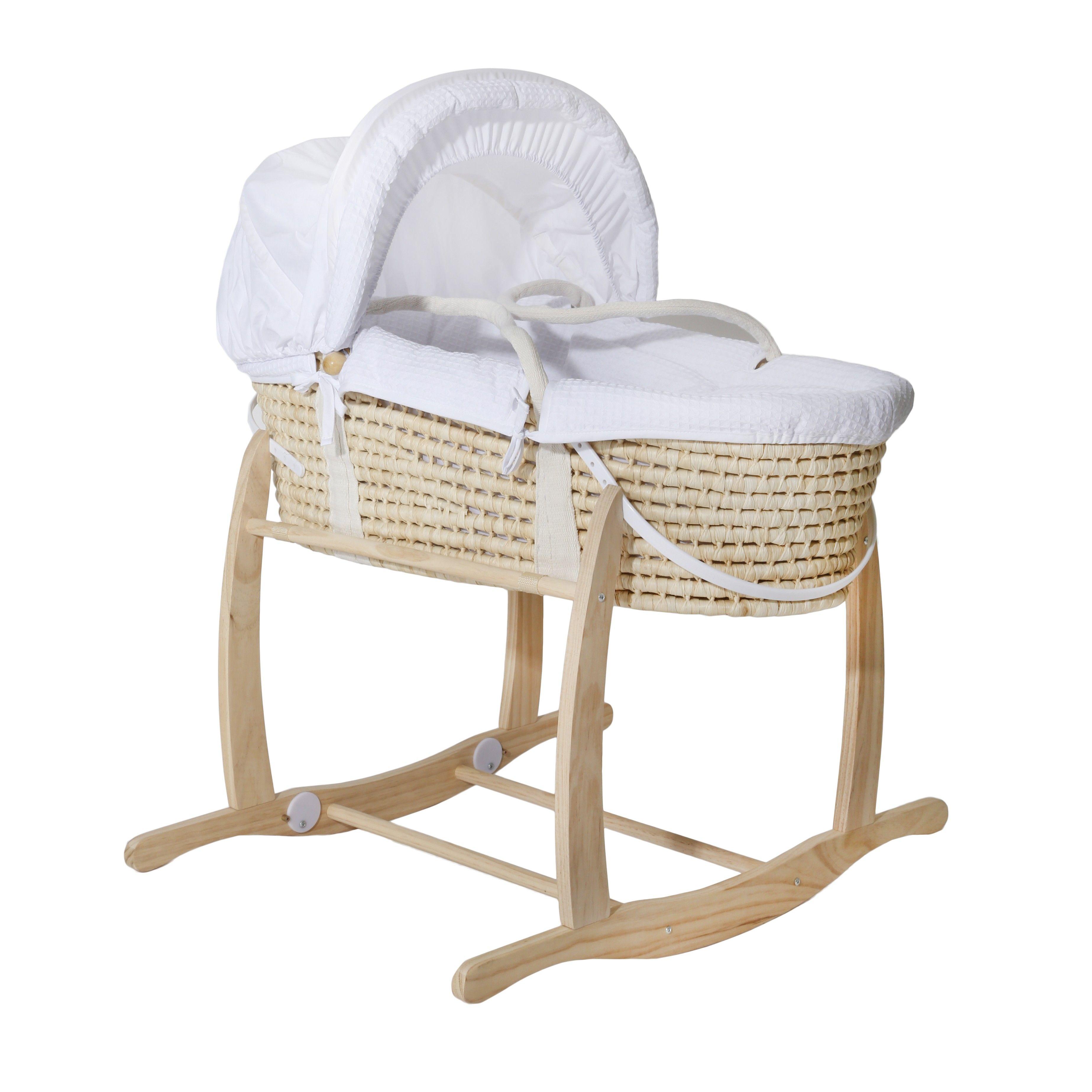 babyco moses basket stand nursery moses basket. Black Bedroom Furniture Sets. Home Design Ideas
