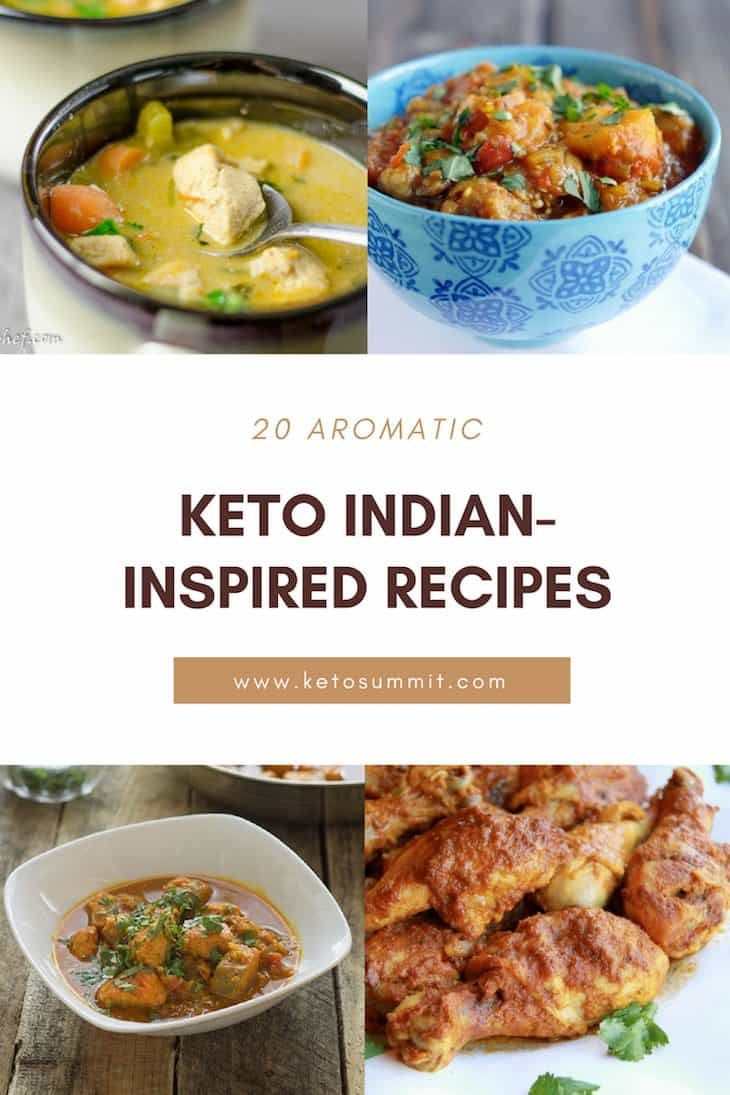 Keto Indian Food Made Easy 20 Recipes For Your Home Kitchen Keto Indian Food Indian Food Recipes Recipes