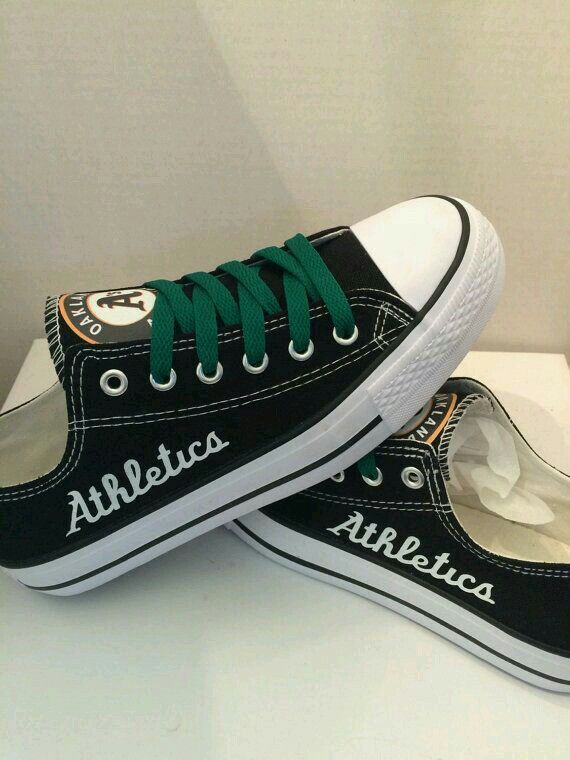 088ce35a7420b Oakland a's converse | Oakland A's | Oakland athletics, Shoes ...