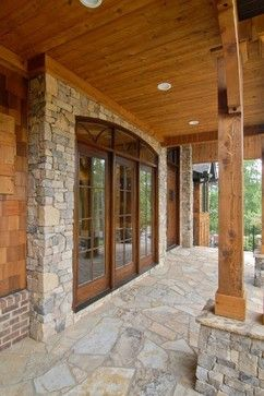 Craftsman Style Homes Design Ideas, Pictures, Remodel, and Decor - page 29 #craftsmanstylehomes