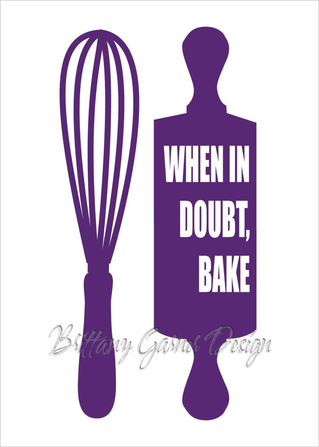 Baking Lover Art Print Baking Lover Baking Foodie Quotes