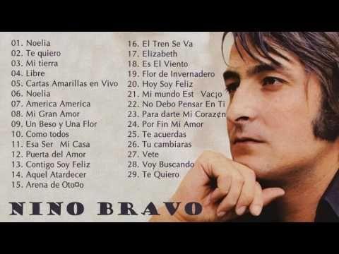 19 Ideas De Musica Nino Bravo Musica Musica En Español Canciones