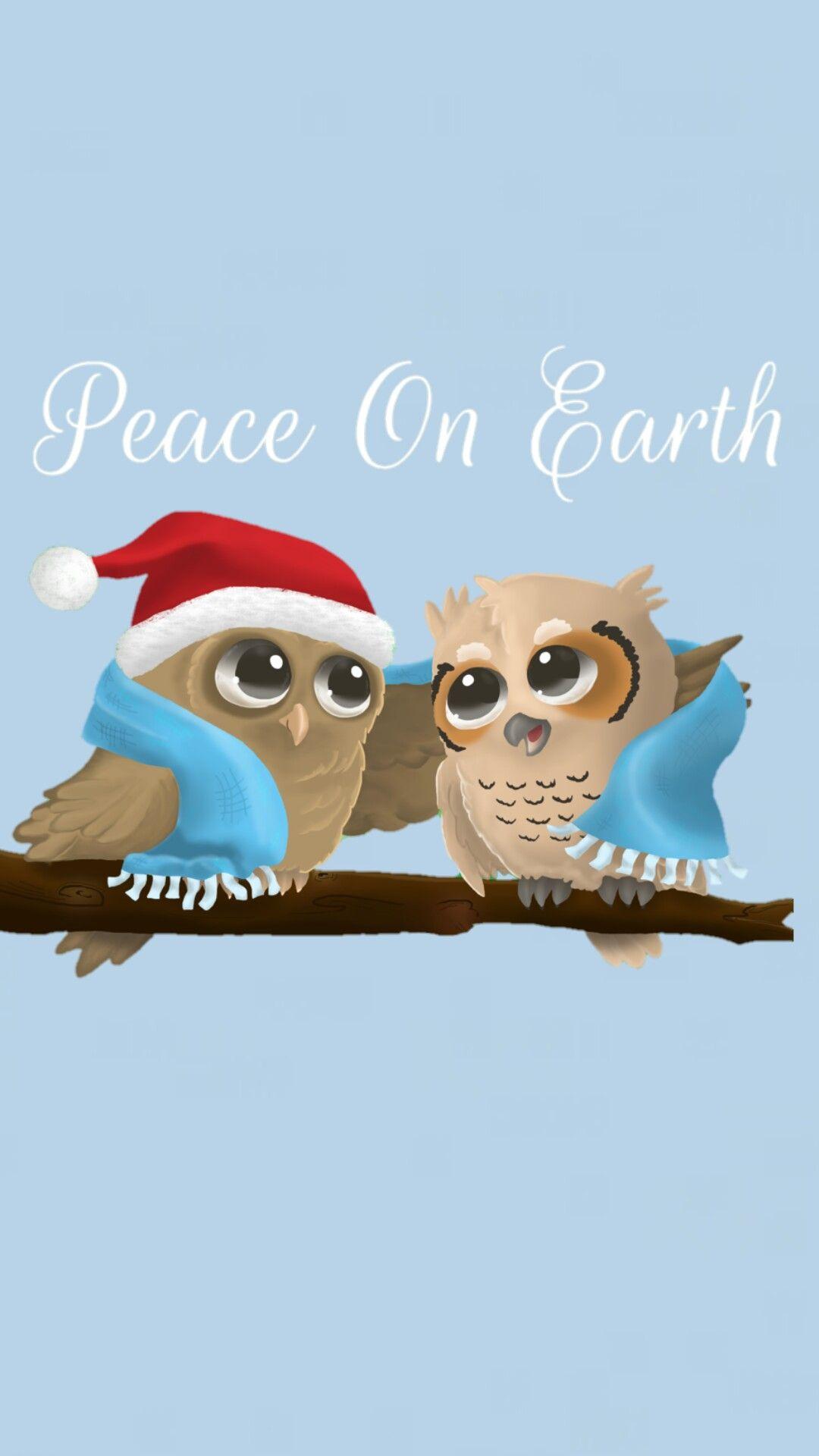 Iphone Wall Peace On Earth Tjn Christmas Characters Merry Christmas Wallpaper Christmas Phone Wallpaper