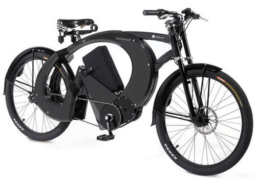 dieselpunk bavarian electric touring bicycle 1930. Black Bedroom Furniture Sets. Home Design Ideas