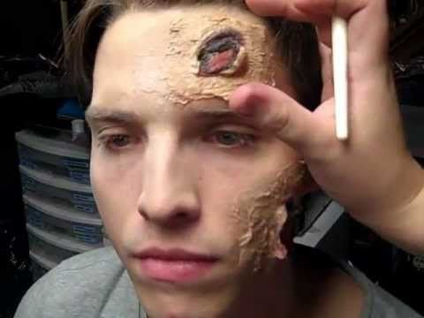 Zombie Makeup Tutorial from the cast of Evil Dead the Musical ...