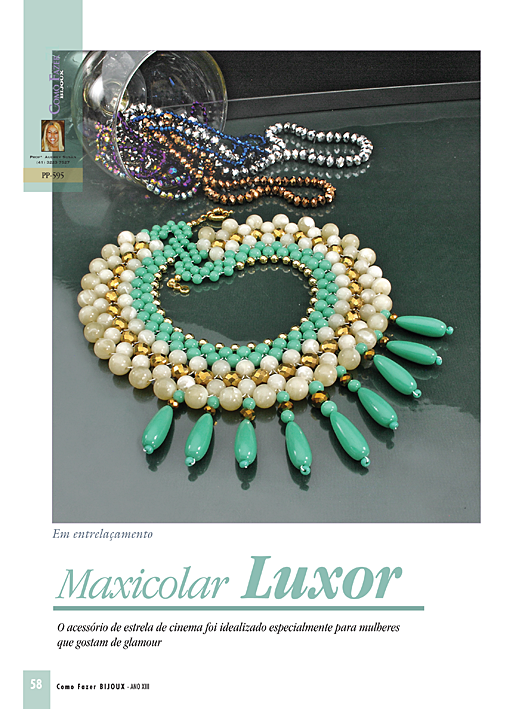 revista como fazer bijoux