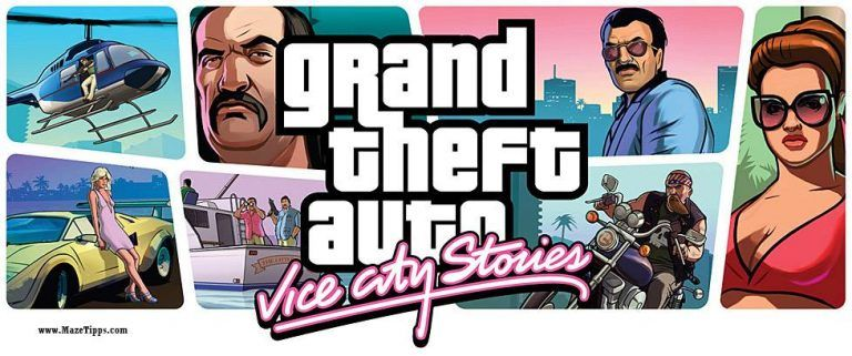 GTA Vice City ISO File for Android Easy Steps to Install