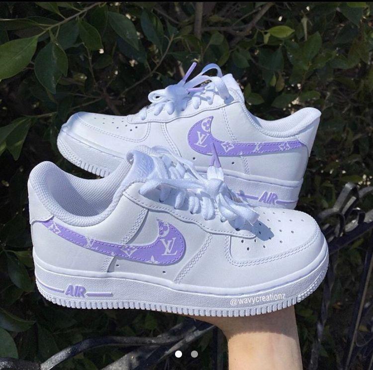 air force 1 lilla