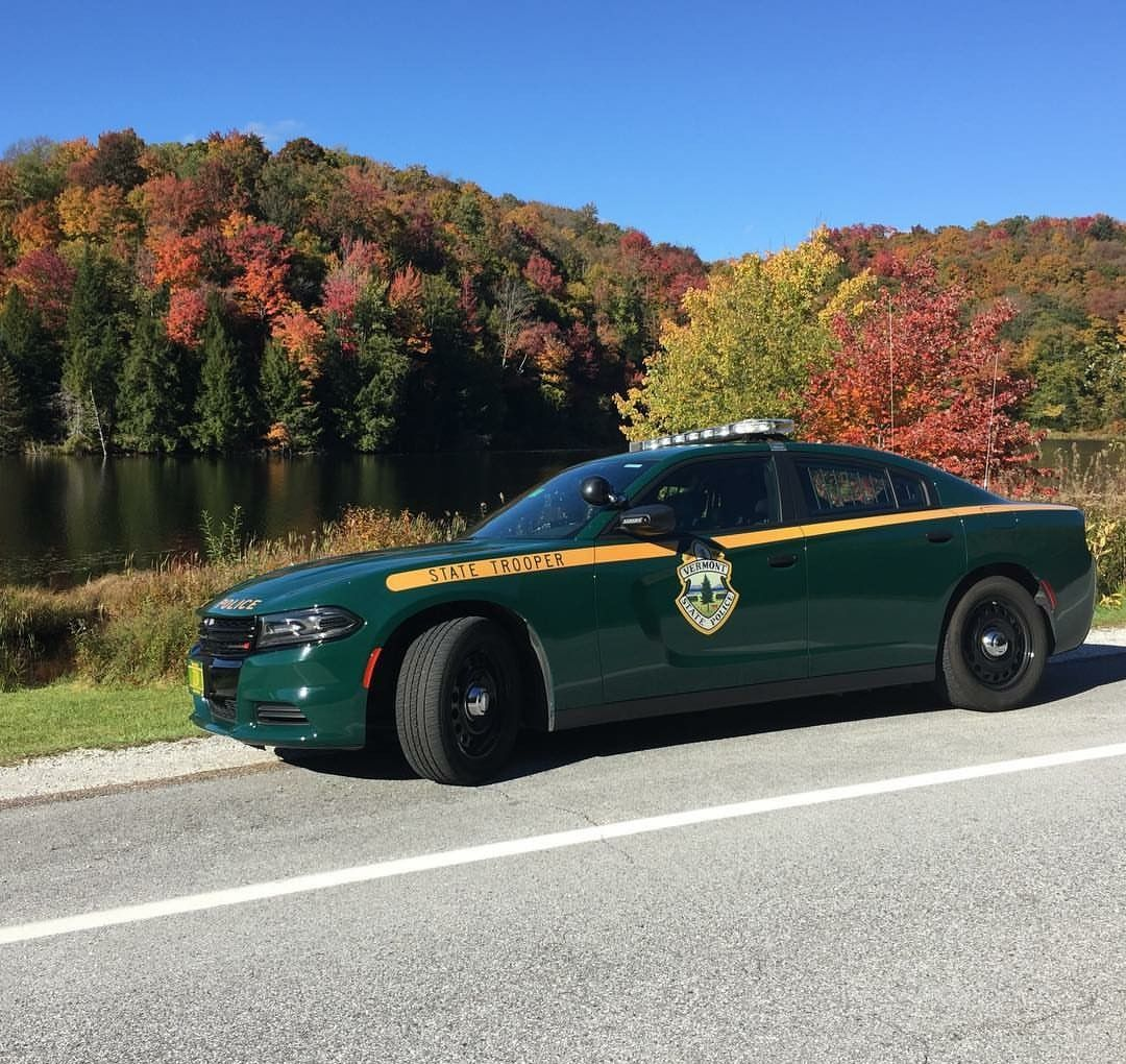 Vermont State Police State Trooper Dodge Charger