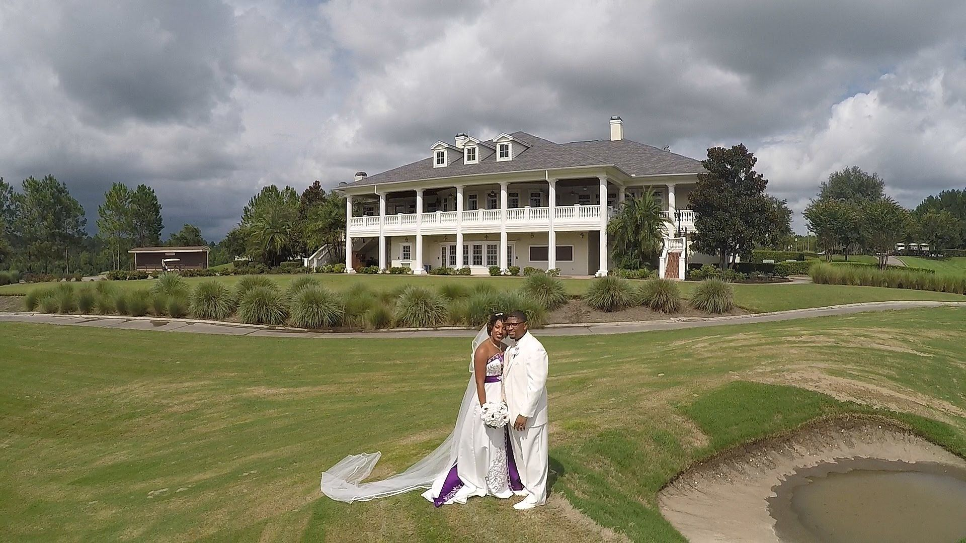 Pin on Weddings By Drone