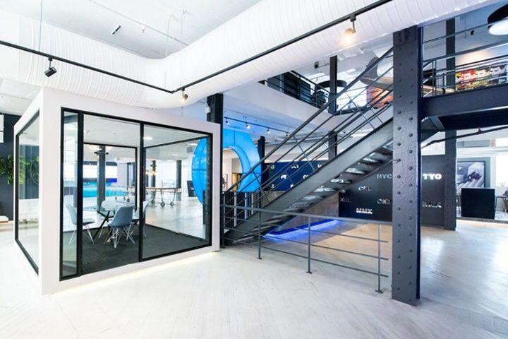 Travelstart headquarters by Inhouse Brand Architects, Cape