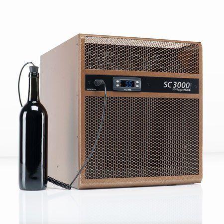 Whisperkool 3000i Wine Cooling Unit 3000i 7263 By Whisperkool