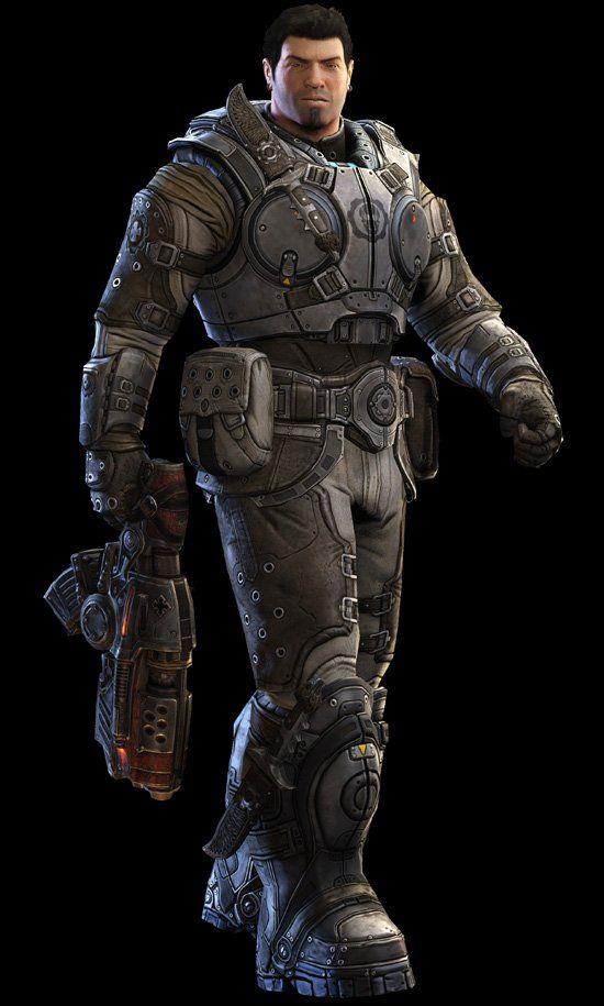 Photo 6648dom W Hammerburst 01 Smalljpg 550x0 Jpg Gears Of War Gears Gears Of War 3