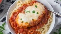 Chicken parmigiana recipe bobby flay food network food network chicken parmigiana recipe bobby flay food network forumfinder Choice Image