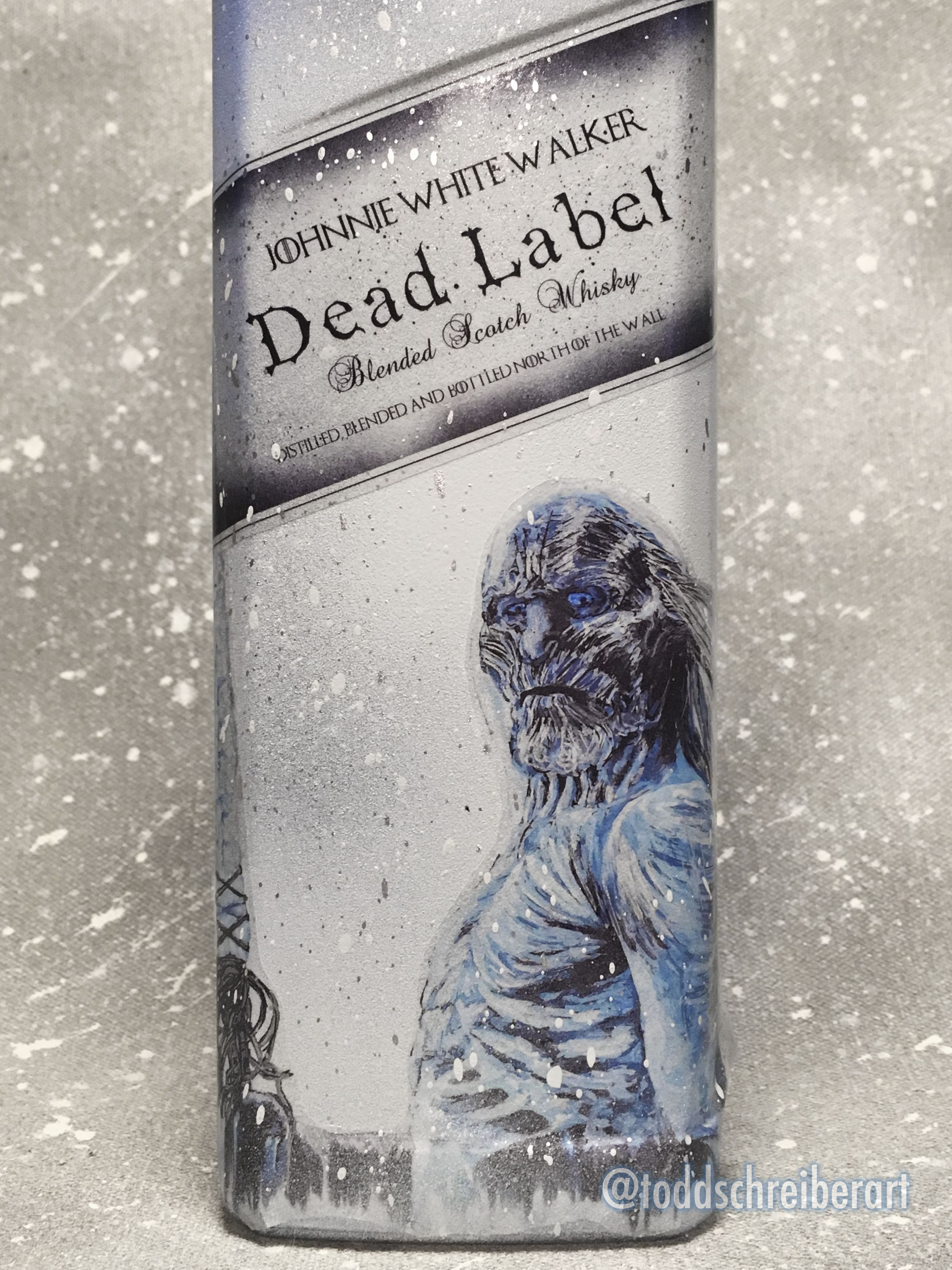 Tv Johnnie White Walker Dead Label First Sighting Johnnie White Walker Johnnie Walker Whisky Cigars And Whiskey