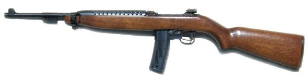 M2 Carbine, upgrade from M1 with a fully automatic capability (an