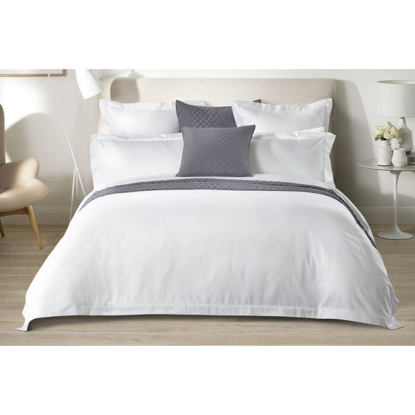 Shop Our Sheridan Mangarra Quilt Cover Set In White Shop Online