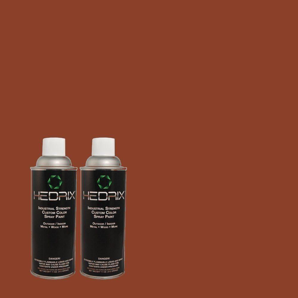 Hedrix 11 Oz Match Of Ecc 36 3 Red Bluff Semi Gloss Custom
