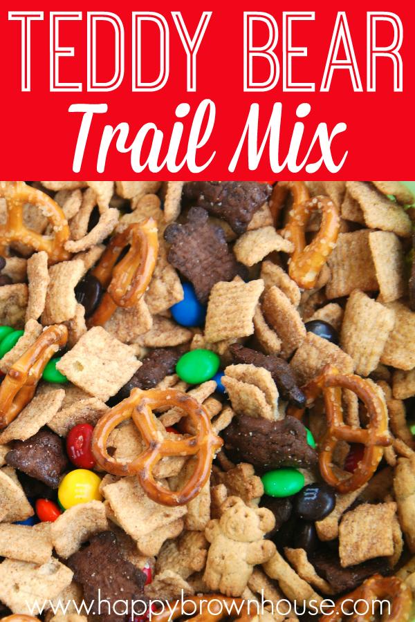 Teddy Bear Trail Mix