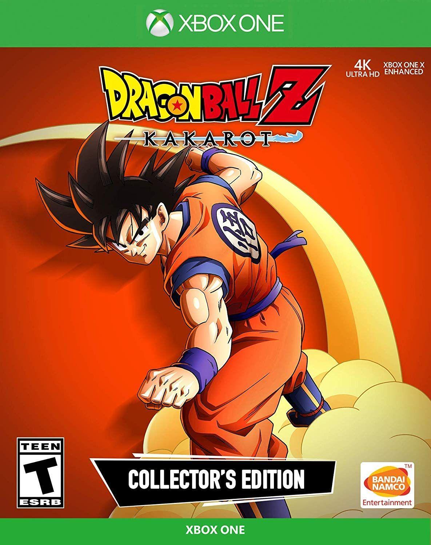 DRAGON BALL Z Kakarot Collector's Edition in 2020 Xbox
