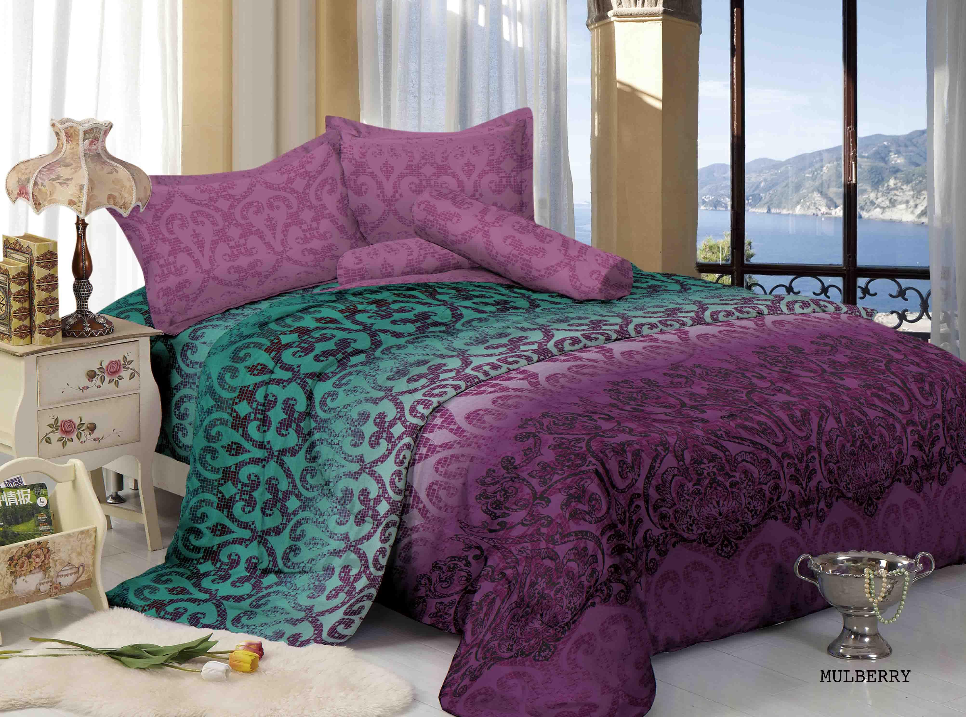 Mulbery Design Abstract Yan Gmemiliki Kombinasi Warna Yang