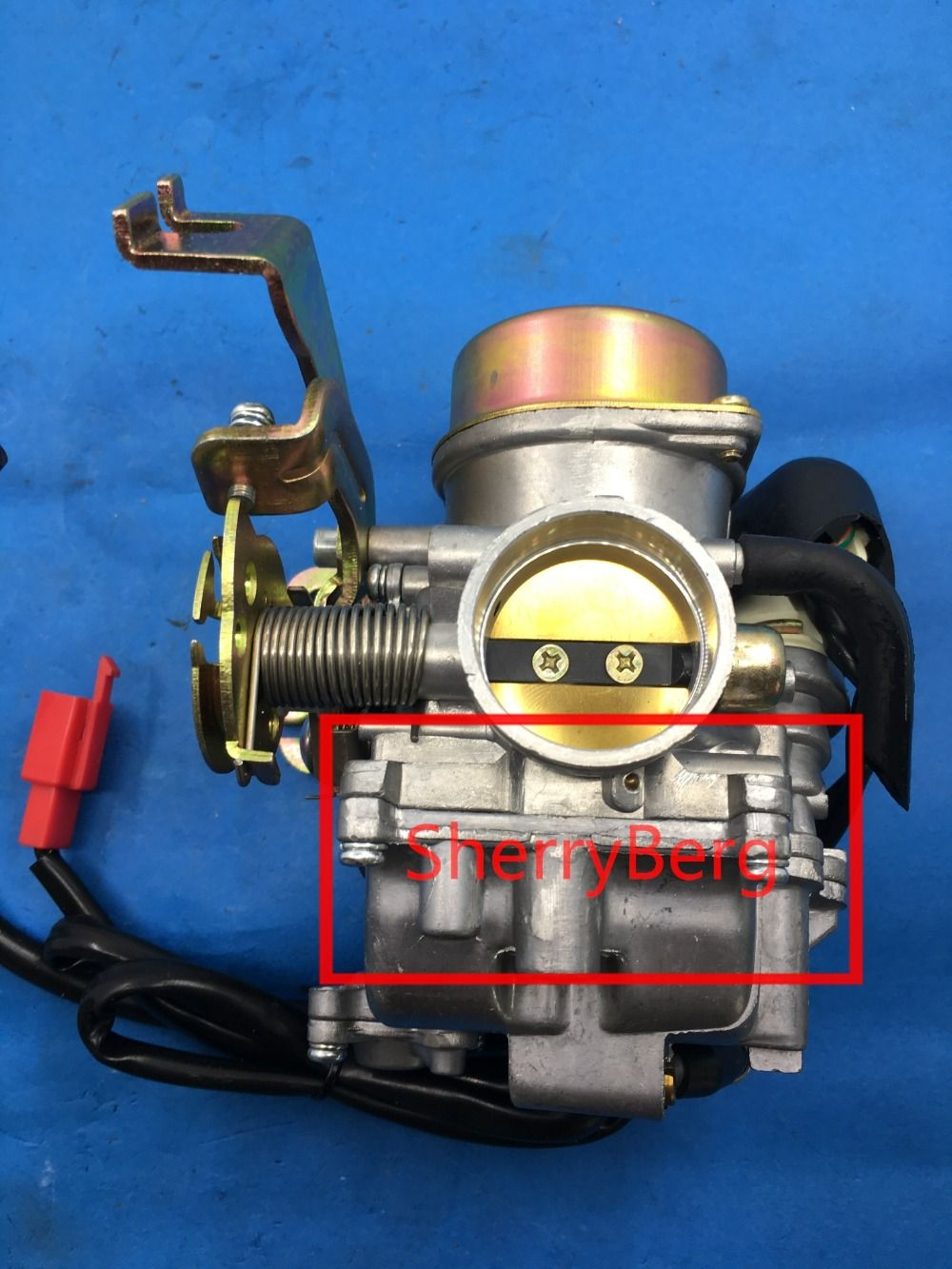 New 32mm Performance Cvk32 Carburetor Carb For 150cc 125cc 200cc 250cc 300cc 350cc Gy6 Atv For Yamaha Honda Ktm Suzuki 150cc Atv Honda
