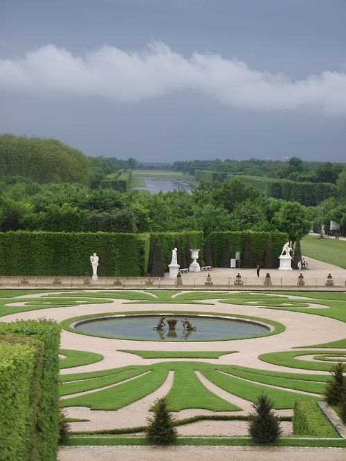 (1) gardens of versailles | Tumblr