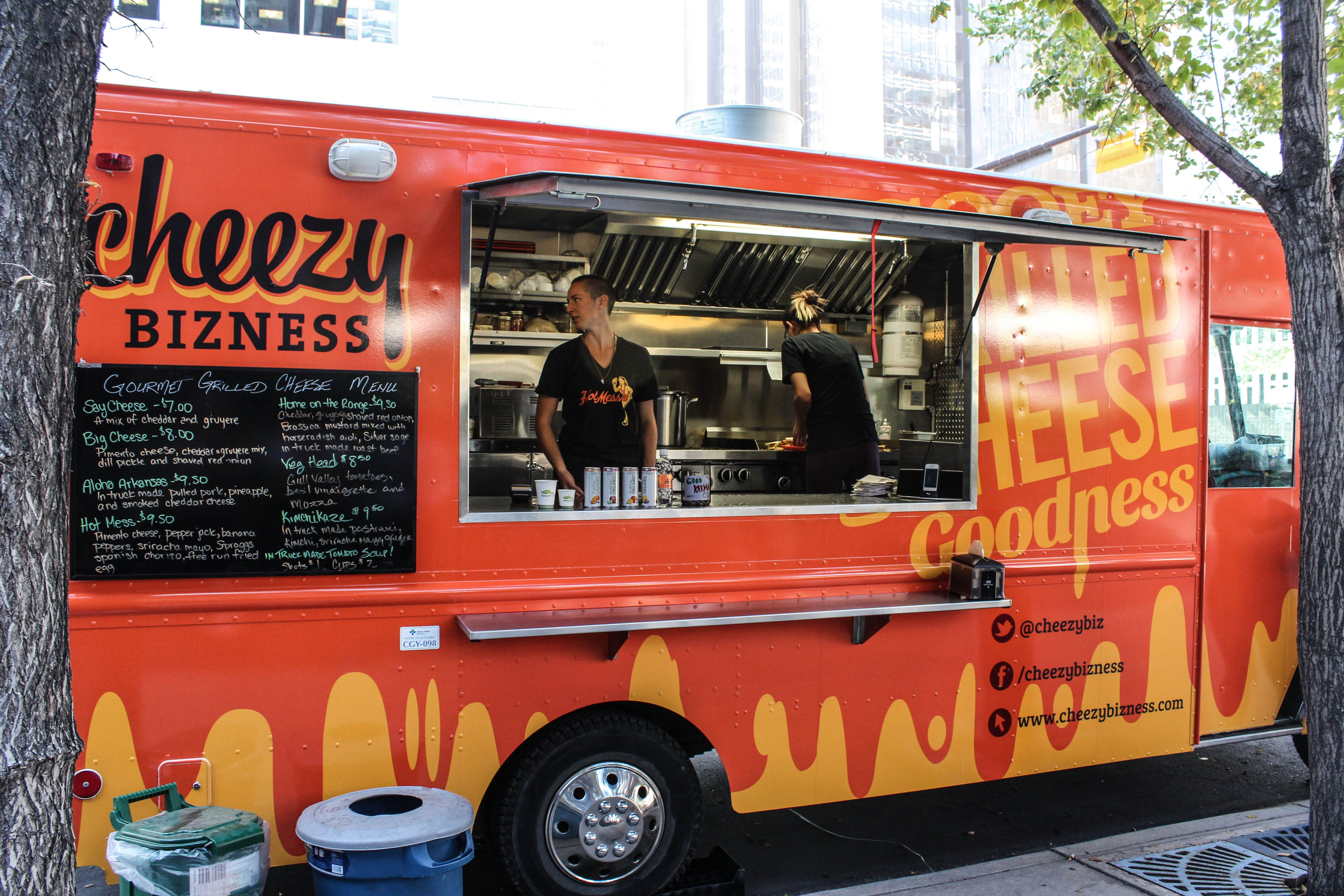 Food truck catering montreal