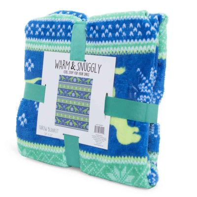 graphic relating to Five Below Printable Coupons called snug revealed fleece toss blanket 50inside x 60inside 5 Less than