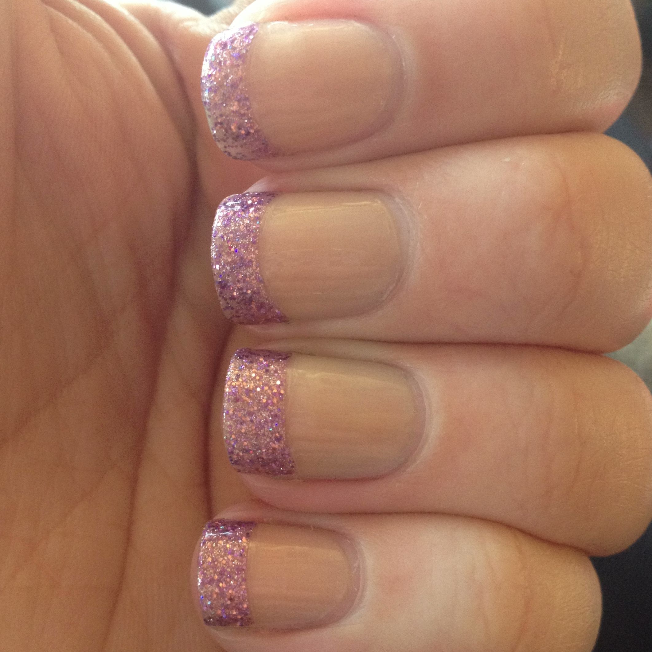 Sally Hansen Salon Effects French Tip Nail Polish Strips   Nail ...