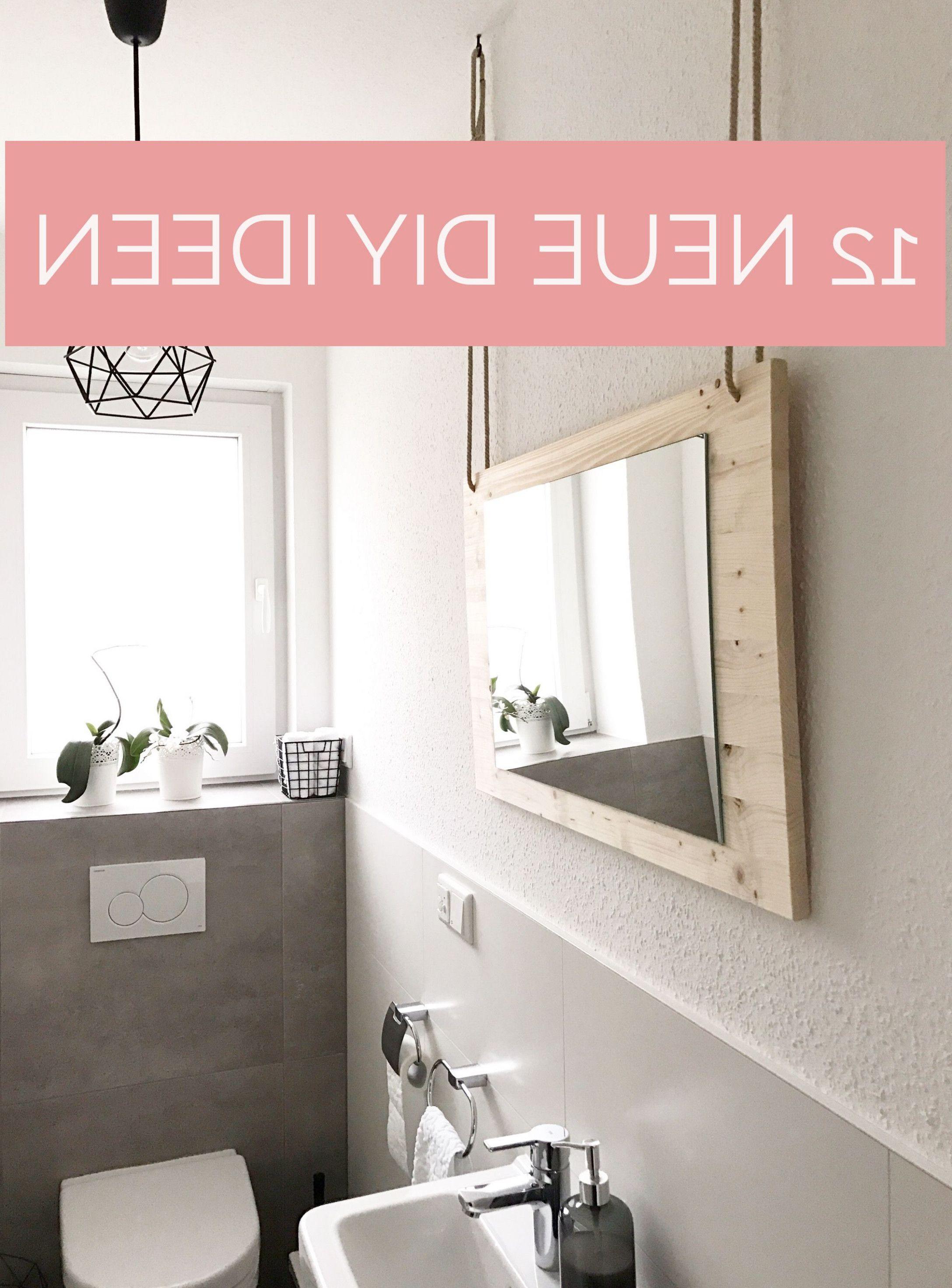 Funf Wichtige Lektionen Furs Leben Diy Badezimmer Spiegel Brachte