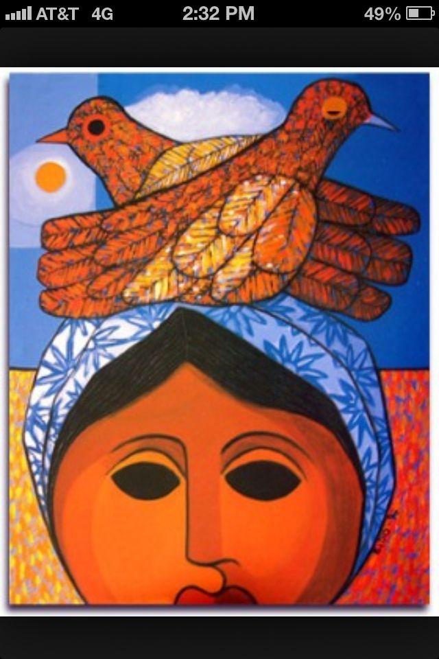 Pintura De Candido Bido Caribbean Art Art Painting