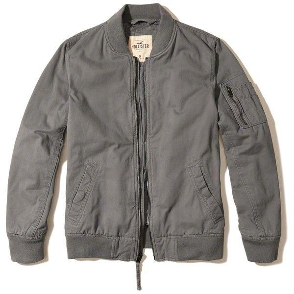 hollister leather jacket mens