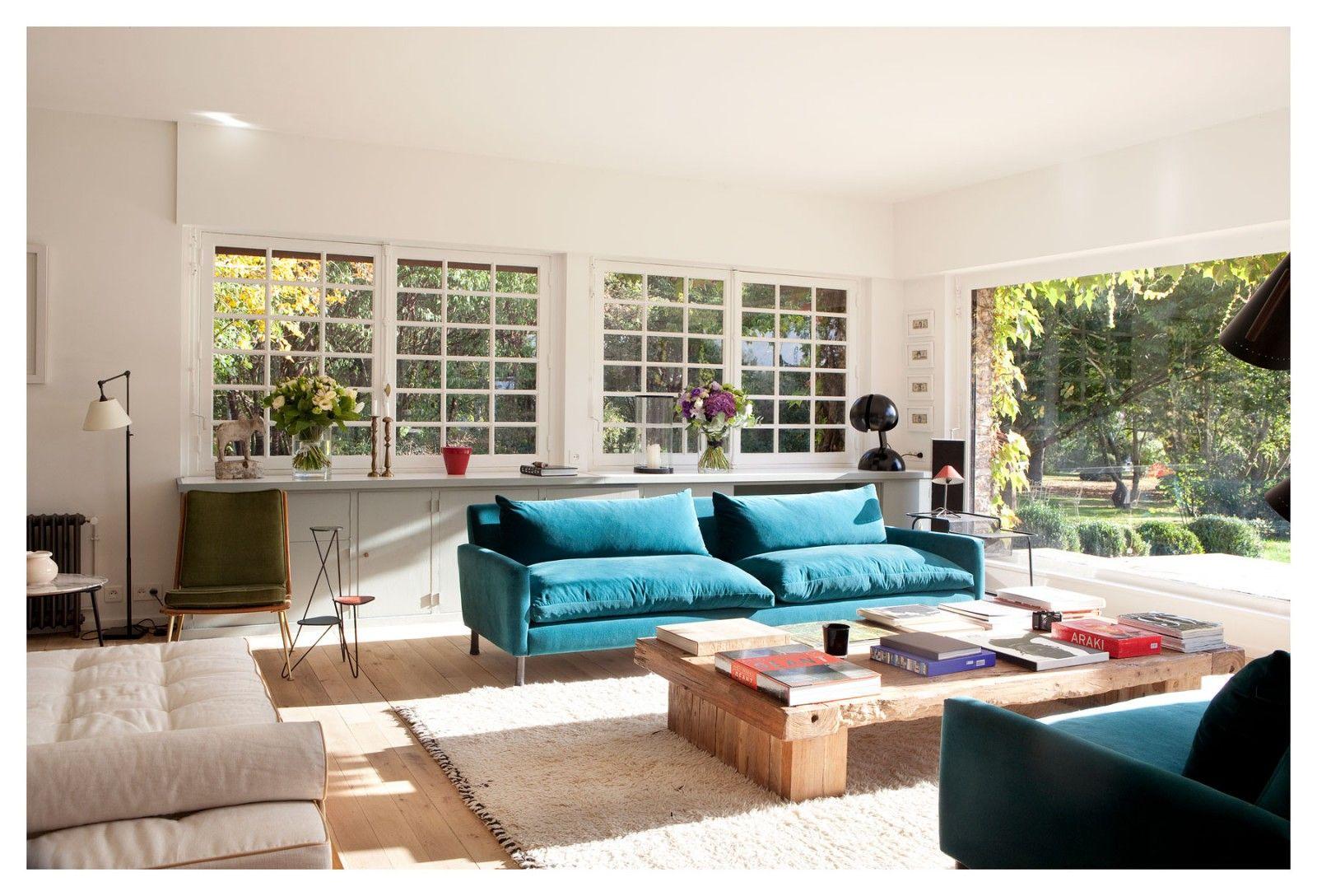 main picture of maison de campagne designer sarah lavoine