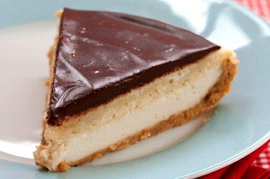 Vegan Boston Cream Cake Pie
