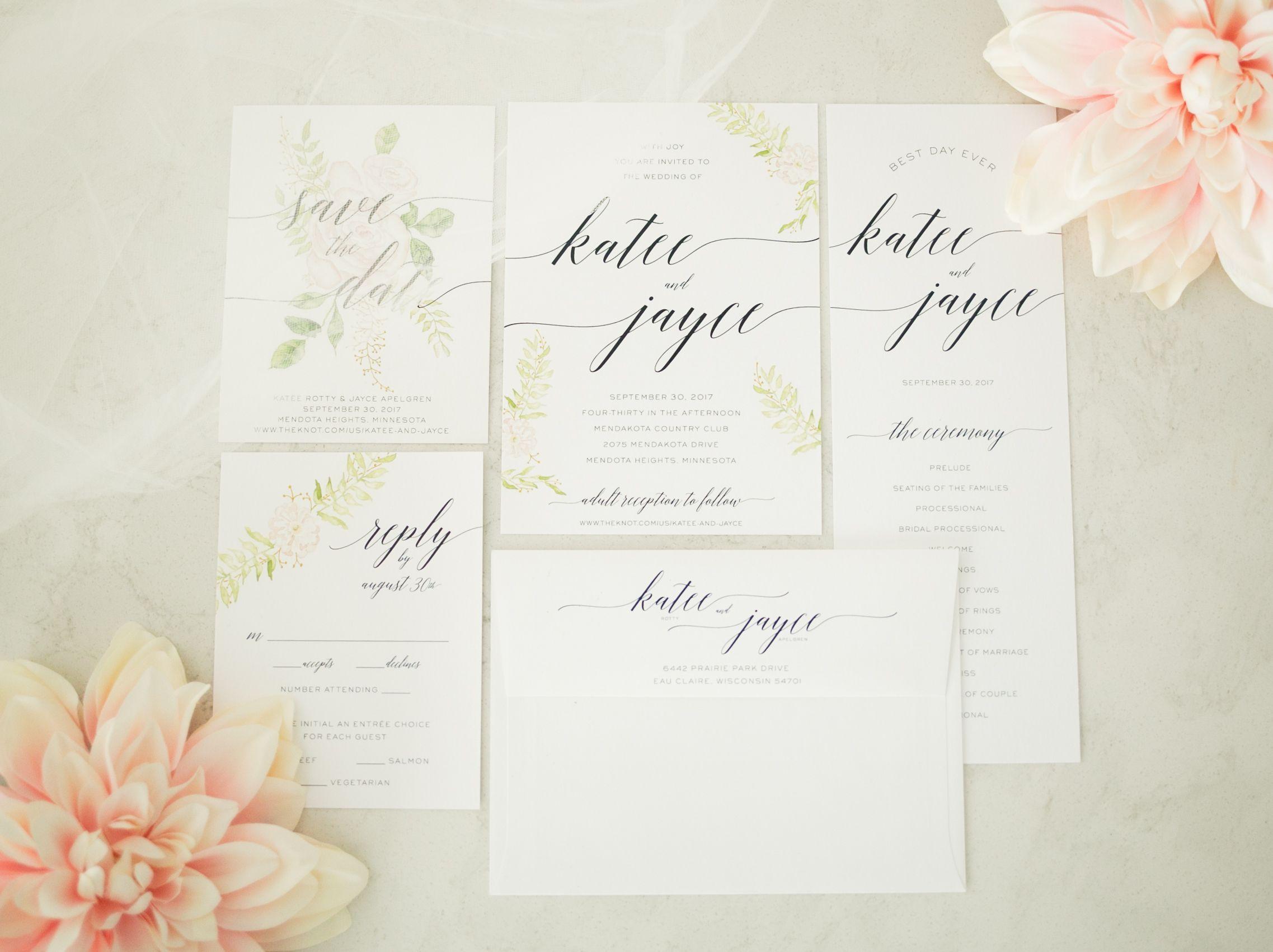 Chelsea Bolling Photography : Minneapolis, MN | Wedding Invitations ...