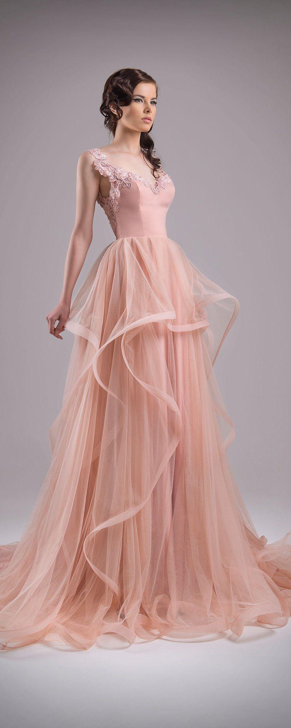 Chrystelle Atallah Printemps-été 2015 - Haute couture | Vestiditos