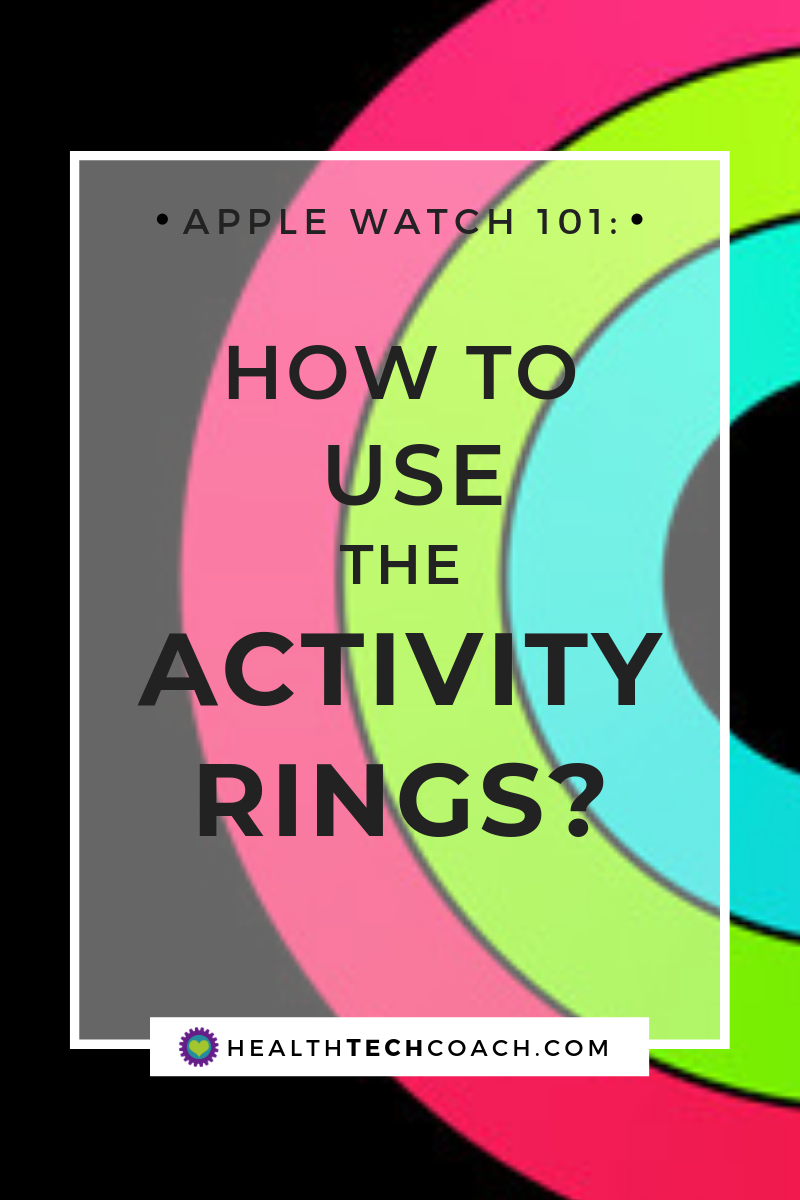 Apple Watch Activity Rings How To Change Your Daily Move