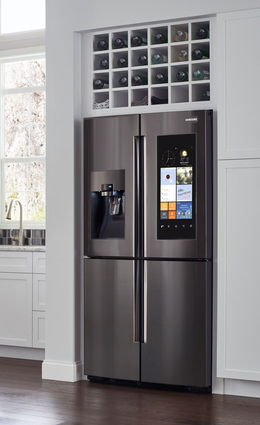 What's inside your fridge? Gone are the days when you'd