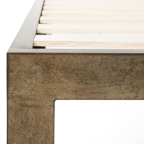 The Frame Gold Brushed Steel Bed Frame Steel Bed Frame Steel