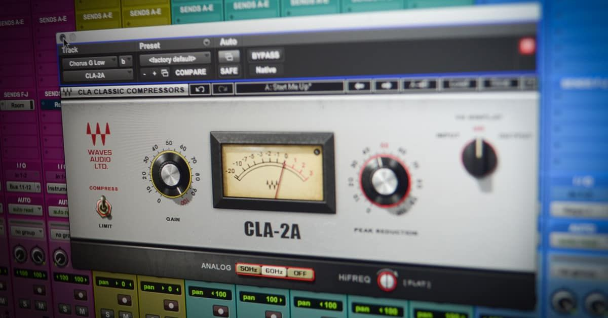 Vocal Compression Learn How to Mix Like the Pros Music