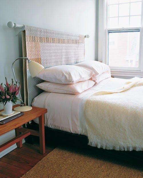 Perfekt Sie Möchten Ihrem Schlafzimmer Einen Persönlichen Touch Verleihen?  Tolle DIY Ideen Für Ihr Kopfteil