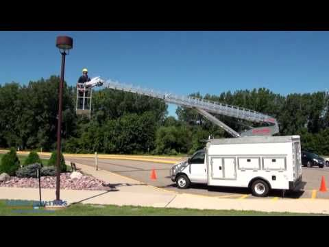 Bucket Truck Rental T D Electrical Contractors Chicago Licensed Electrician Chicago