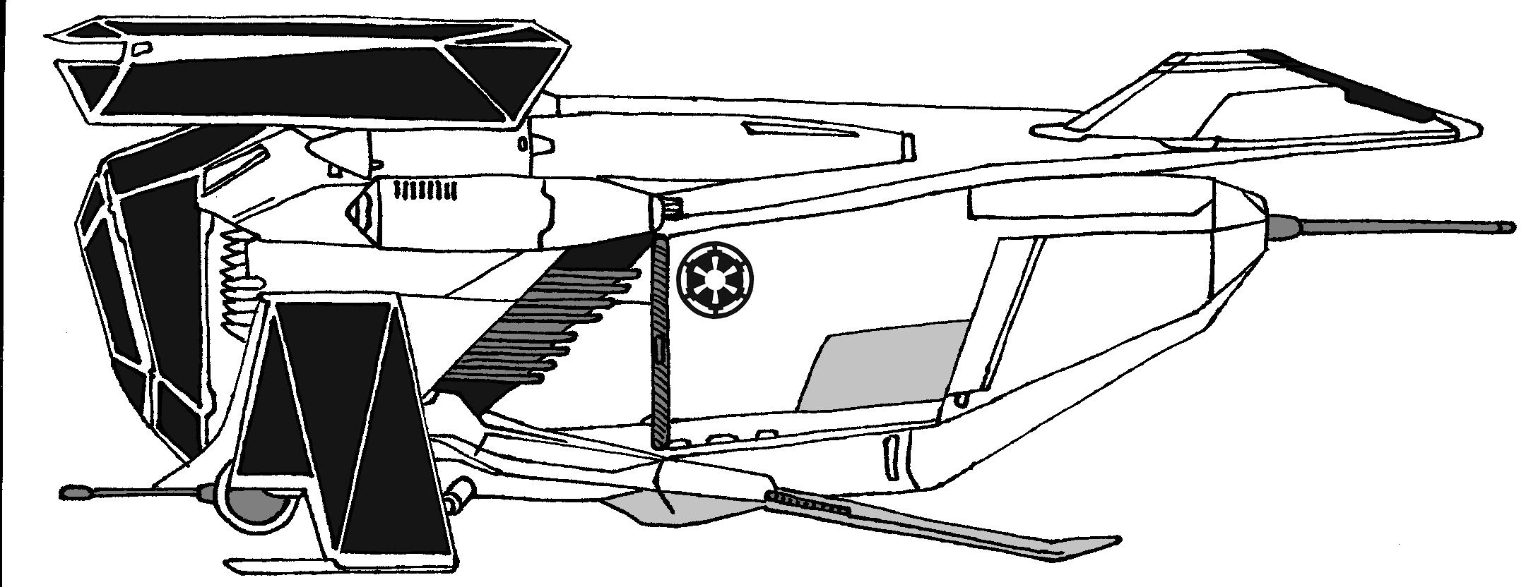 Imperial Patrol Transport