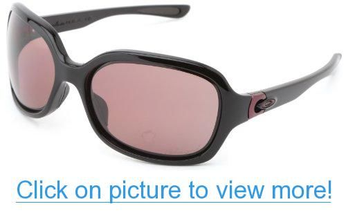 5b5c3a09563b3 Oakley womens Pulse OO9198-16 Polarized Sport Sunglasses