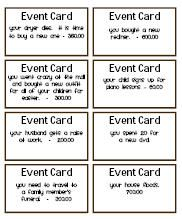 Event Cards Activities For Teens Financial Literacy Lessons Activity Day Girls