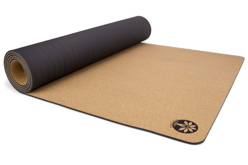 The Best Cushioned Yoga Mat Made With Non Slip Cork En 2020