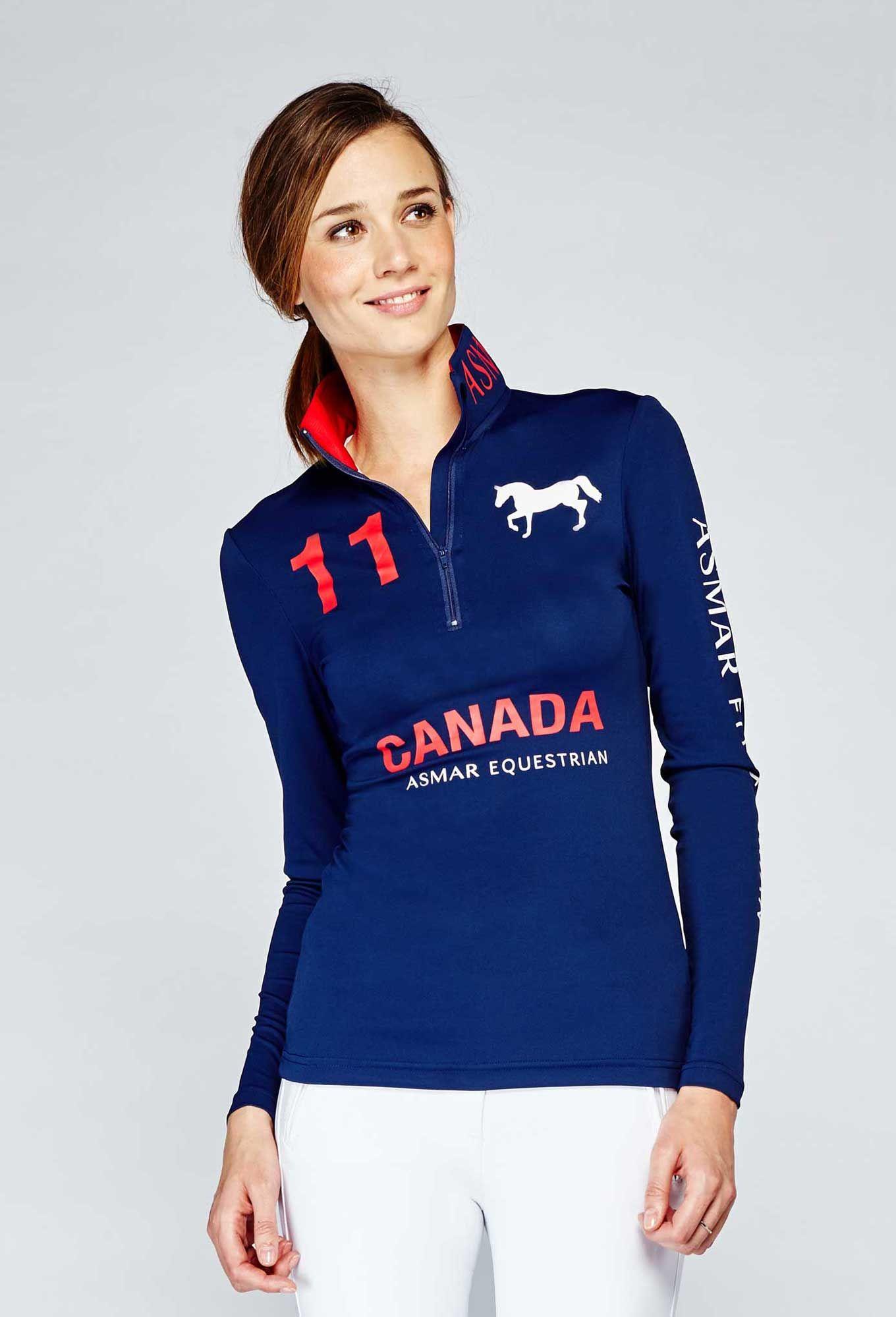 Equestrian Sun Shirts Canada Chad Crowley Productions