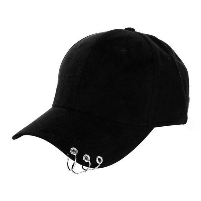 Pierced Cap Fashion Cap Cap Fashion Hat Fashion