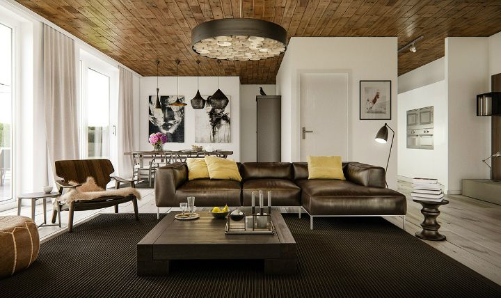 Contemporary Living Room Designs Classy Top 10 Contemporary Living Room Design Trends For 2017  Warm 2018